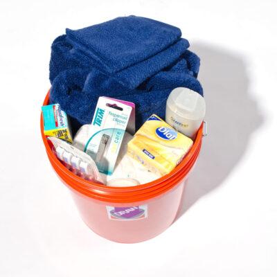 DRAW Fill-a-Bucket: Family Bathroom 1