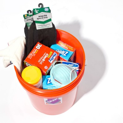 DRAW Fill-a-Bucket: Valuables 1